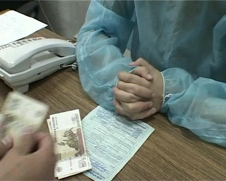 Костромского врача подозревают во взятке в крупном размере