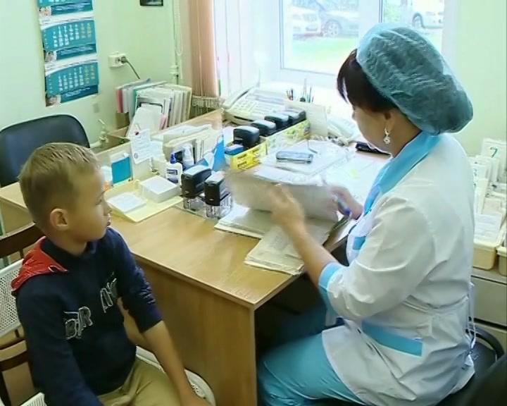 За неделю за помощью к медикам обратилось более 4,5 тысяч костромичей