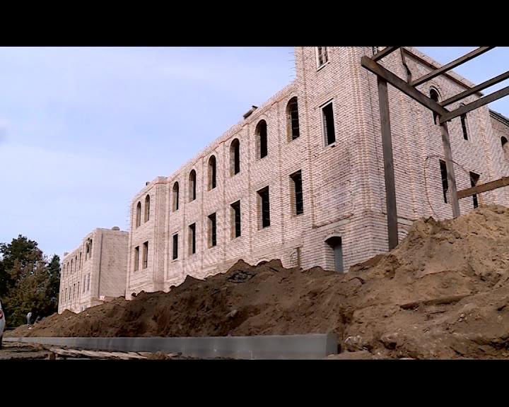 В Костроме в разгаре строительство корпуса онкодиспансера