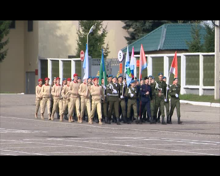 В Костроме завершилась игра «Зарница-Победа 2019»