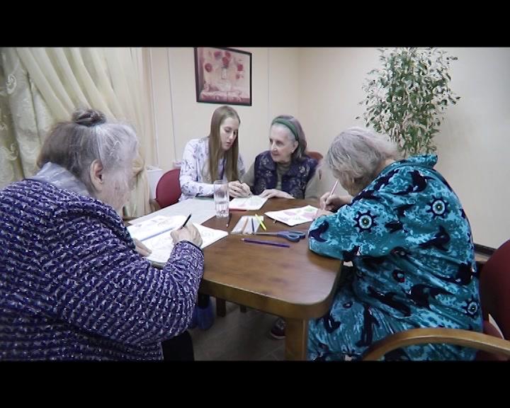 В Костроме открыли первый Дневной центр для пожилых людей