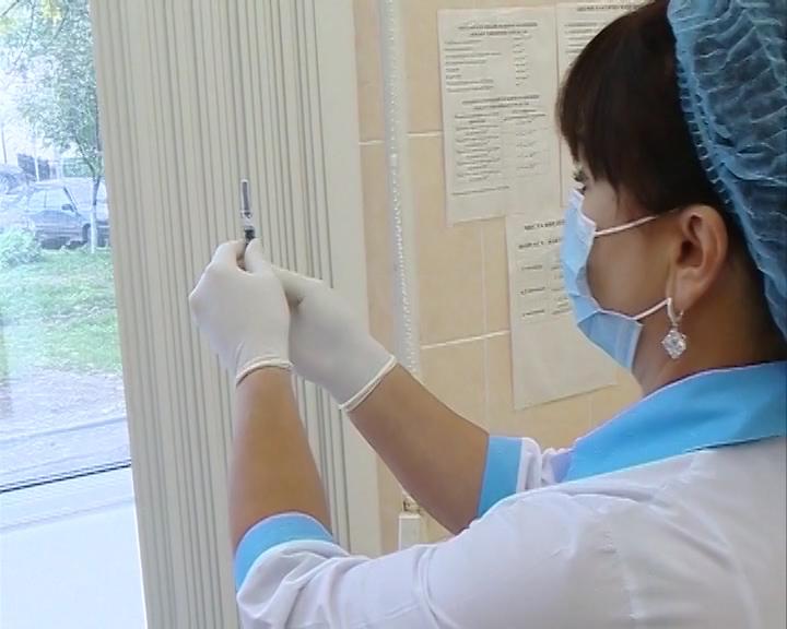 В Костроме продолжаются Дни иммунизации против гриппа