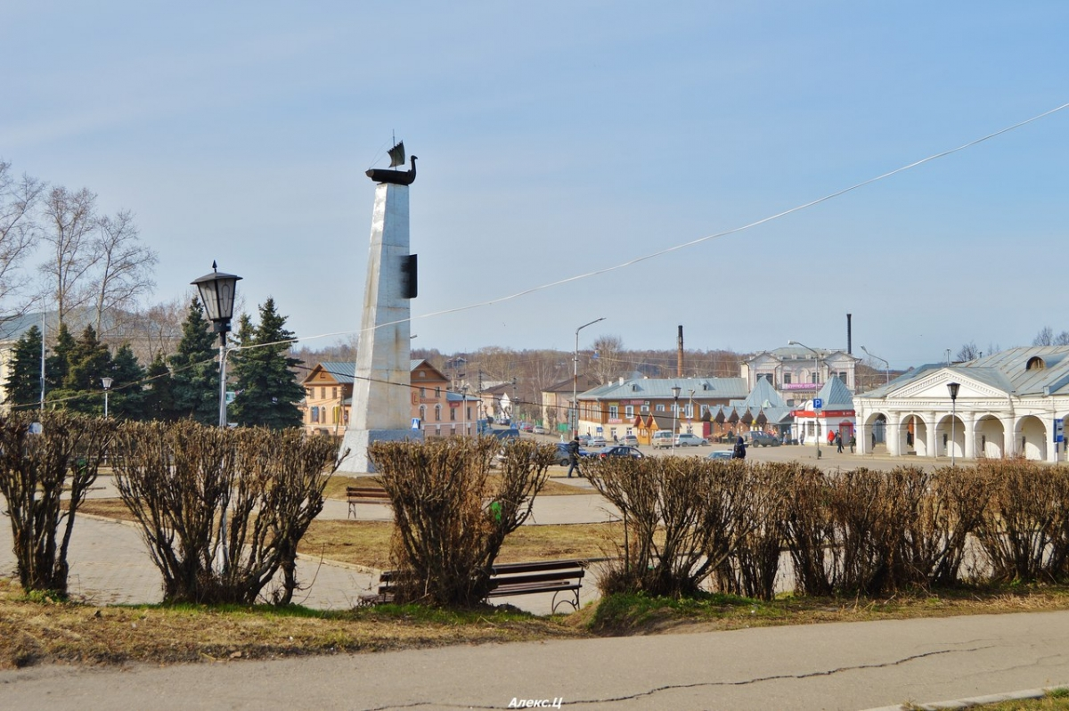 В Костромской области в 2020 г. начнут комплексное благоустройство г.Галич