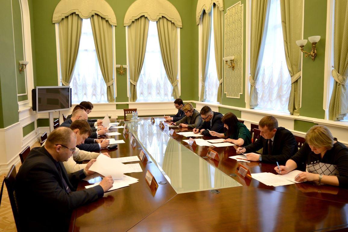 В Костромской области объявлен конкурс на включение в резерв управленческих кадров