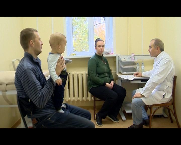 Два дня московские врачи вели прием в Костроме