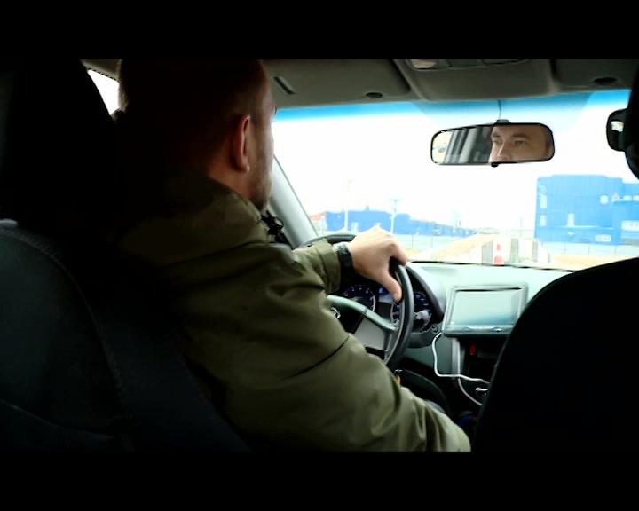 Демонстрация практических навыков. В Костромской области продолжается конкурс молодых водителей