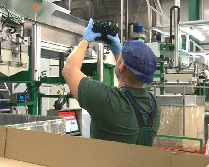 В Костромской области открыли новую производственную линию