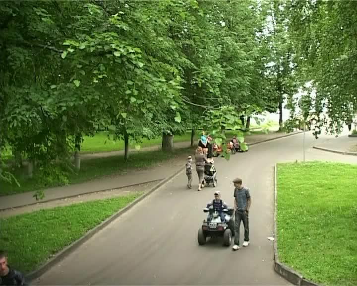 В рамках Нацпроекта «Жилье и городская среда» в Костроме благоустроят парк «Центральный»