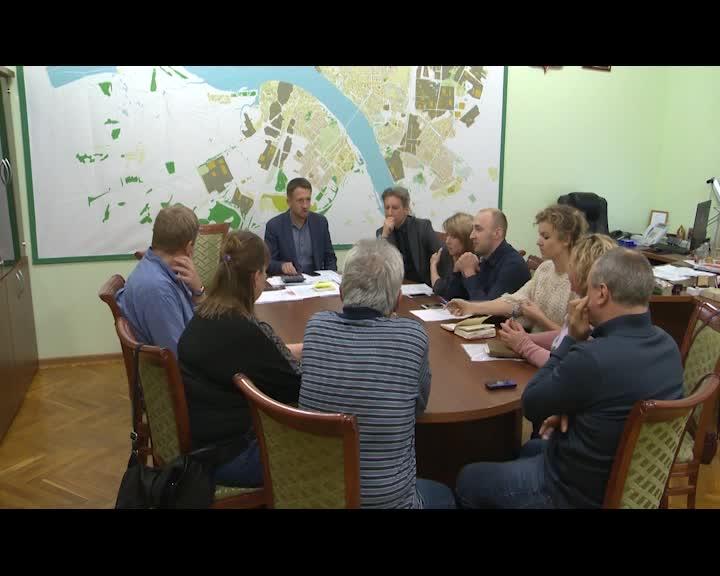 В мэрии Костромы обсудили ситуацию, сложившуюся в п.Первый