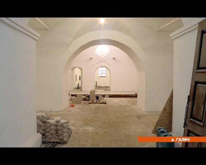 По Программе «Историческая память» в Костромской области восстанавливают памятники архитектуры