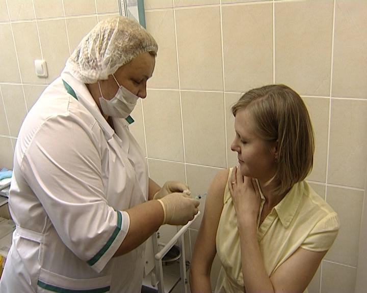 Вакцинация в Костромской области проходит в соответствии с графиком