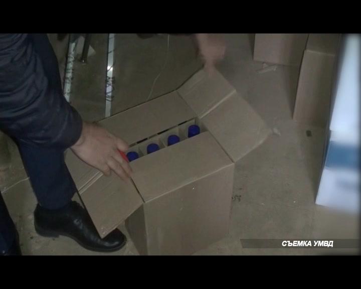 В Костромской области заведено уголовное дело по факту поставки контрафактного алкоголя