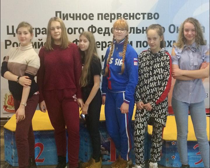Воспитанницы ДЮСШ №1 представят Кострому на престижном шахматном турнире