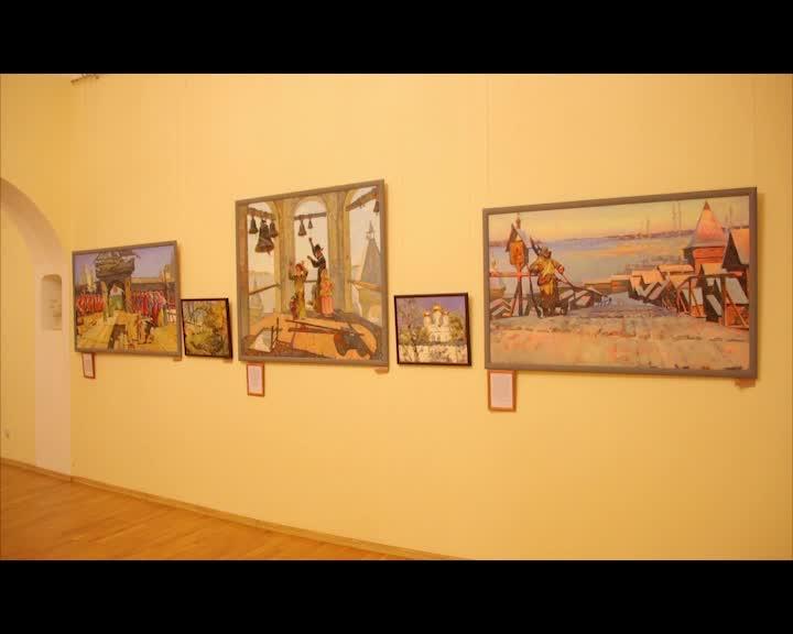 В Костроме открылась экспозиция «Костромской кремль. Взгляд через столетия»