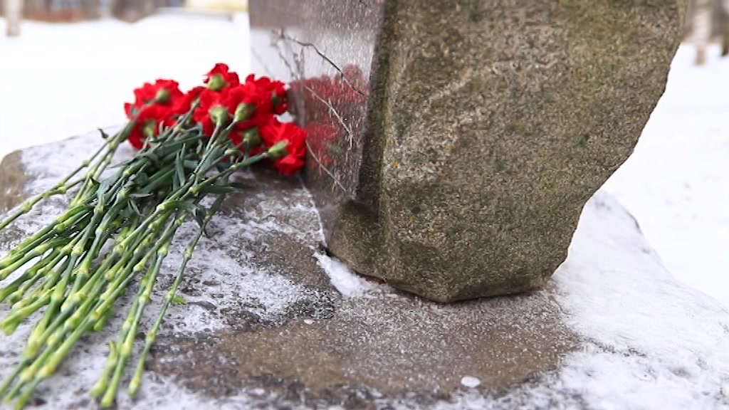 В Костроме почтили Память неизвестного солдата