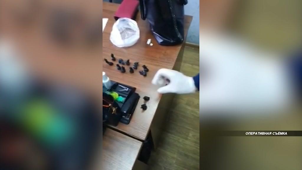 В Костроме задержали наркодилера