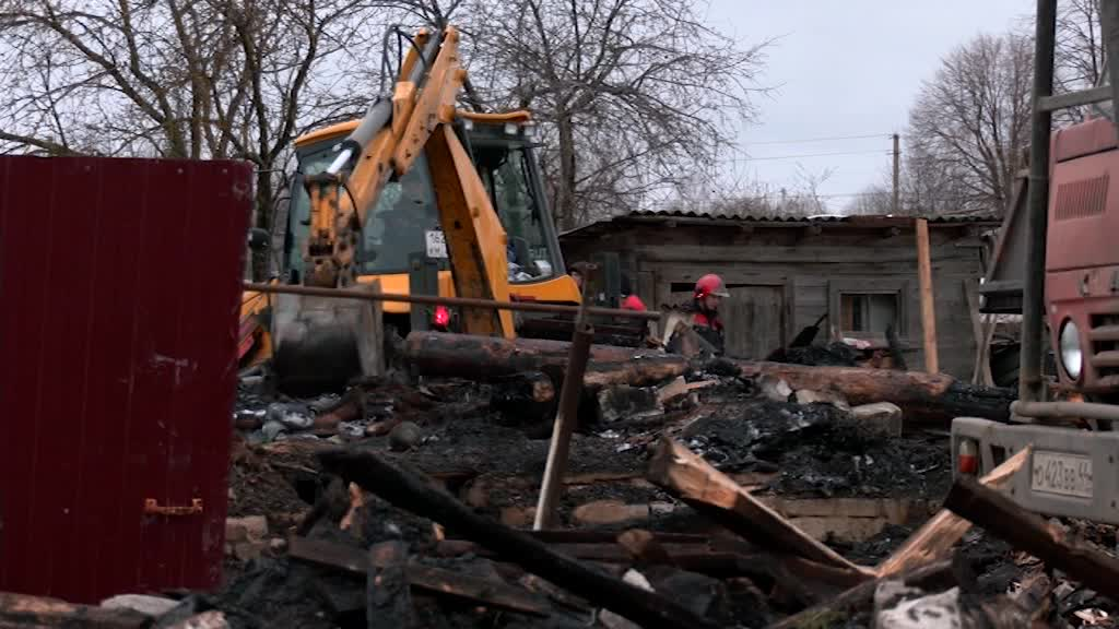 От слов к делу. В Костромской области началась реализация благотворительной акции единороссов «Строим дом»