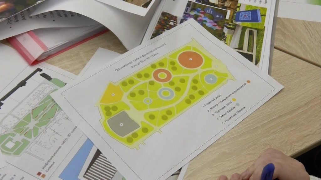 Каким быть парку «Центральный» в Костроме?