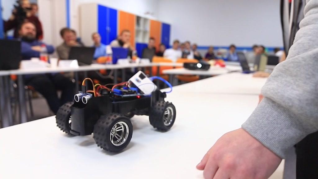 В Костроме подвели итоги конкурса робототехники «Привет, ARDUINO!»