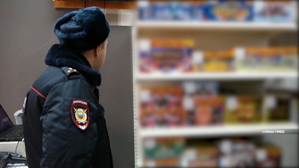 В Костроме начали проверять торговые точки с новогодней атрибутикой