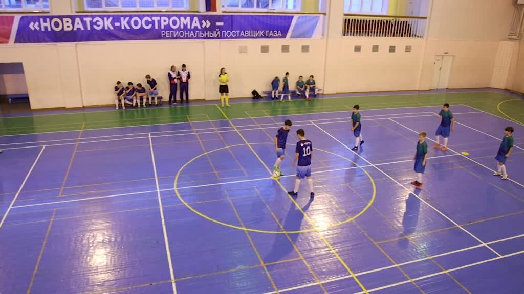 В Костроме стартует финал Кубка НОВАТЭК «Шаг к большому футболу – 2019»