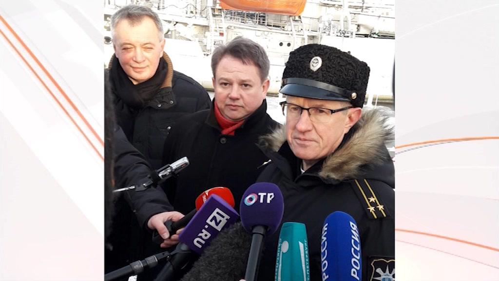 Уроженец Костромы повёл океанографическое исследовательское судно в кругосветную экспедицию