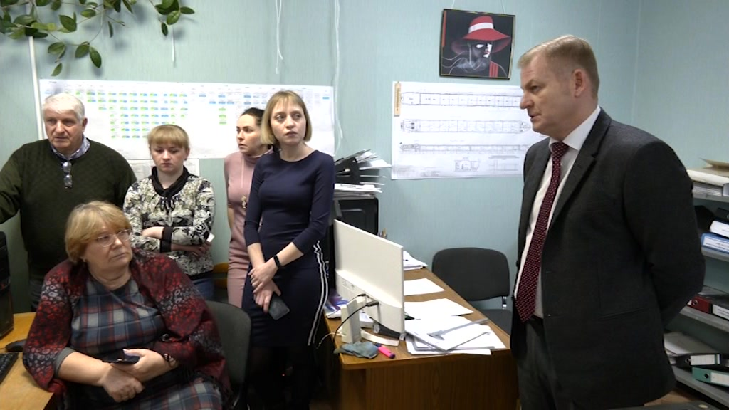 Ситуация на Костромской верфи находится на личном контроле у губернатора Сергея Ситникова