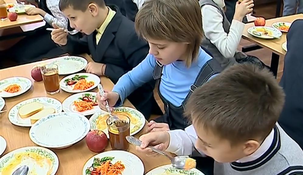С сентября в школах Костромской области планируют ввести бесплатное горячее питание для всех учеников начальных классов