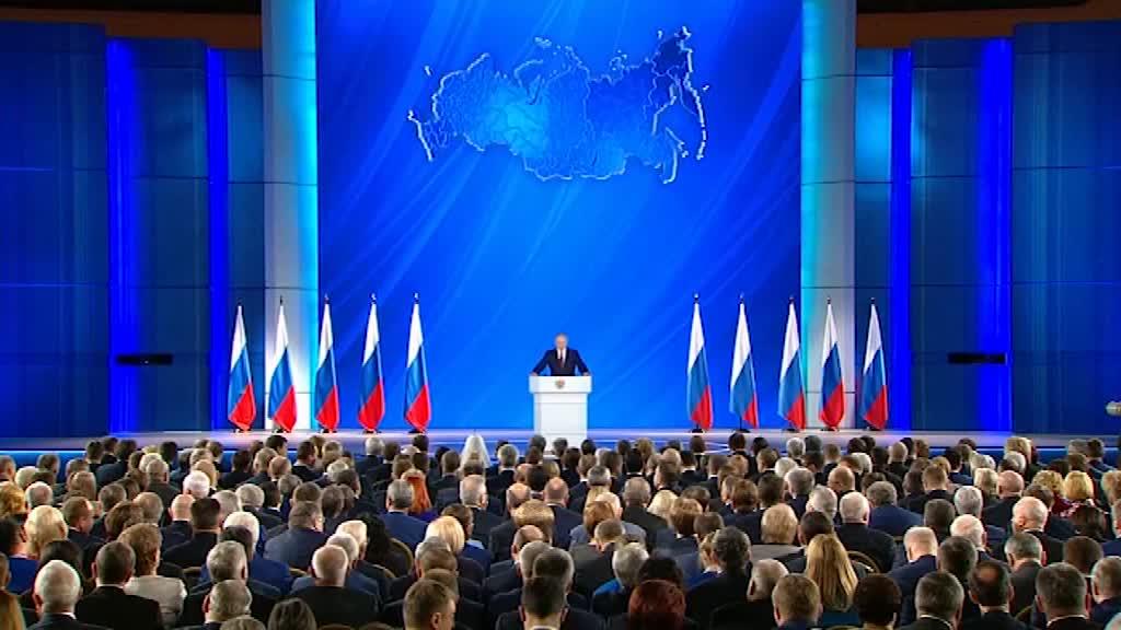 Владимир Путин предложил закрепить в Конституции ряд фундаментальных изменений
