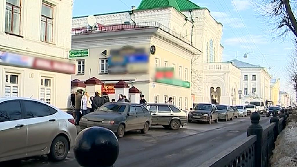 В Костроме объявили войну незаконным баннерам