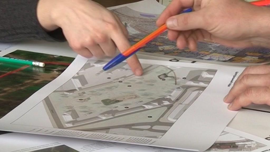Благоустройство парка «Центральный» в Костроме должно быть завершено в следующем году