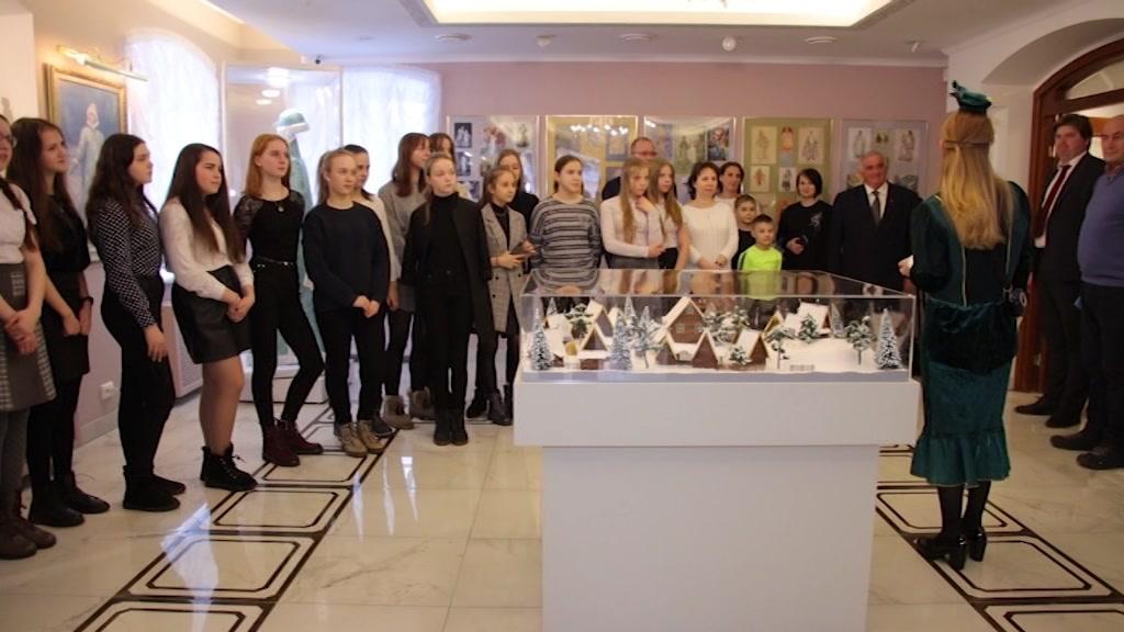 В Костроме открылся туристко-информационный центр