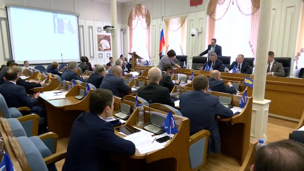 Как остановить распространение токсикомании среди несовершеннолетних решали сегодня в Костромской областной Думе