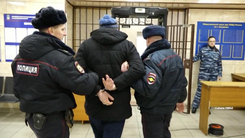 В Костроме задержали мужчину, ограбившего пенсионерку