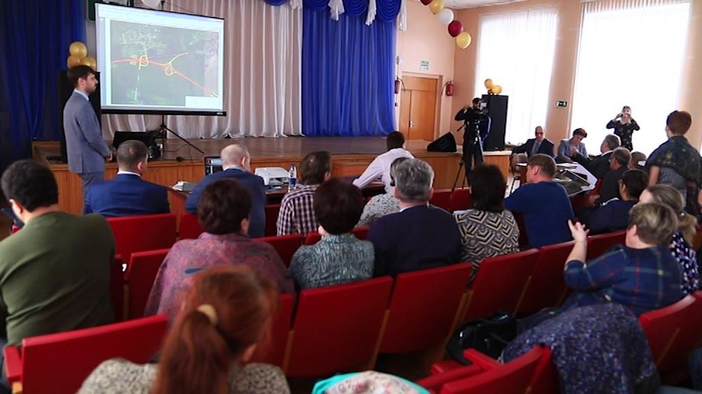 Сегодня в Костроме обсудили строительство объездной дороги и второго моста