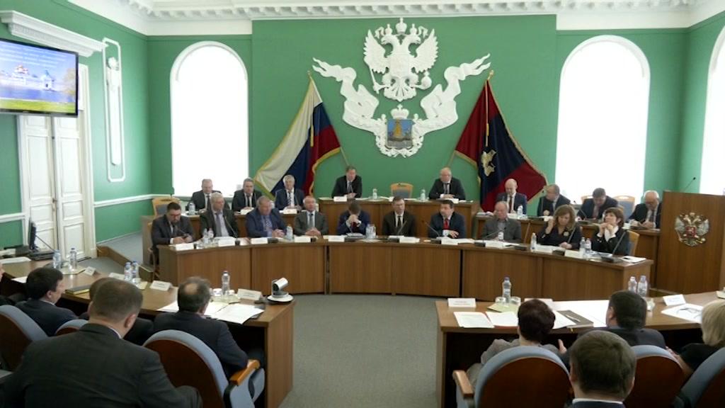 В Костроме состоялось выездное совещание Российского союза строителей