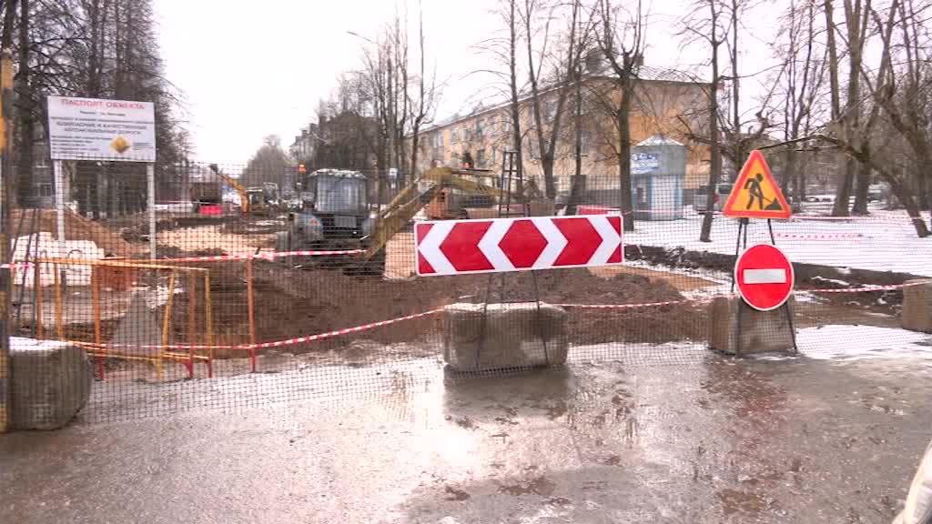 Какой станет ул.Беговая в Костроме после ремонта?