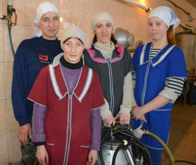 В Мантуровском районе Костромской области назвали лучшую доярку