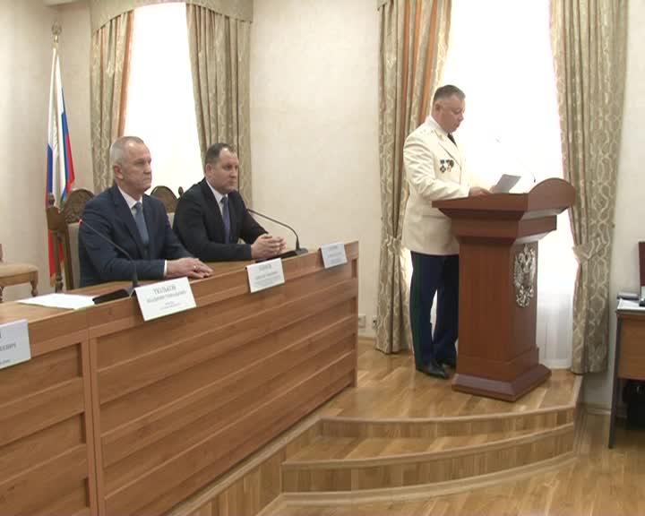 В Костроме наградили 50 прокуроров