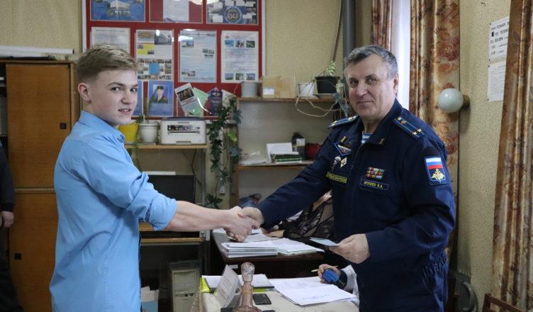 Призывники Макарьевского района Костромской области прошли приписную комиссию