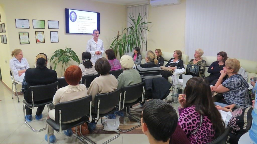 Жителей Костромской области приглашают посетить «Школу здоровья»