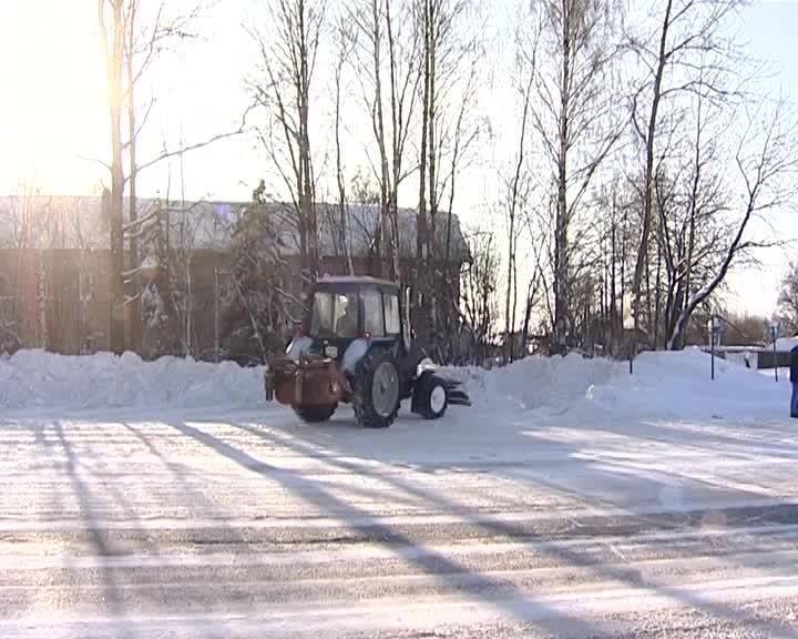 Власти Костромы напомнили, что в городе есть две свалки для снега
