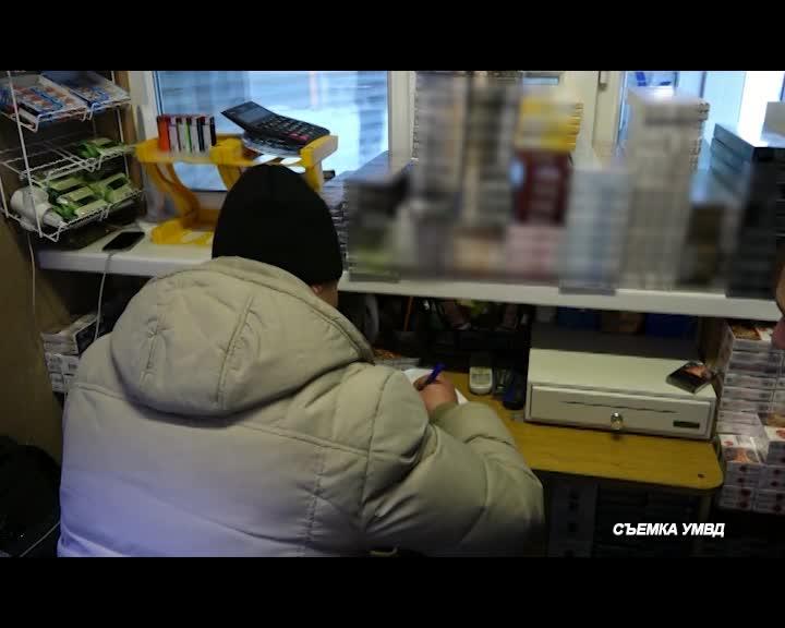 Костромские полицейские ликвидировали незаконный бизнес по продаже контрафактного табака