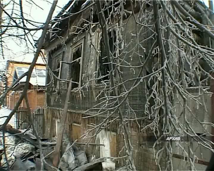 В городе Мантурово Костромской области при пожаре погиб мужчина