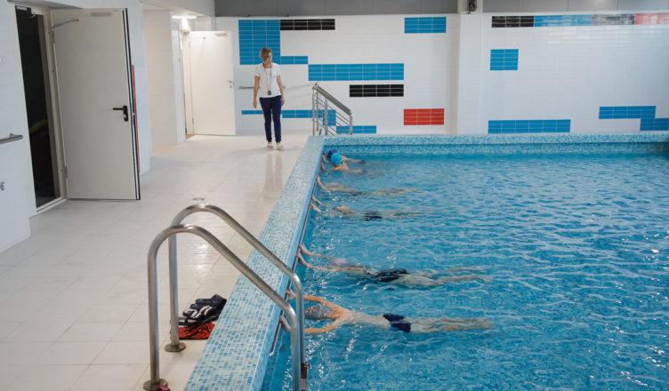 Пыщугские школьники смогут учиться плаванию круглый год