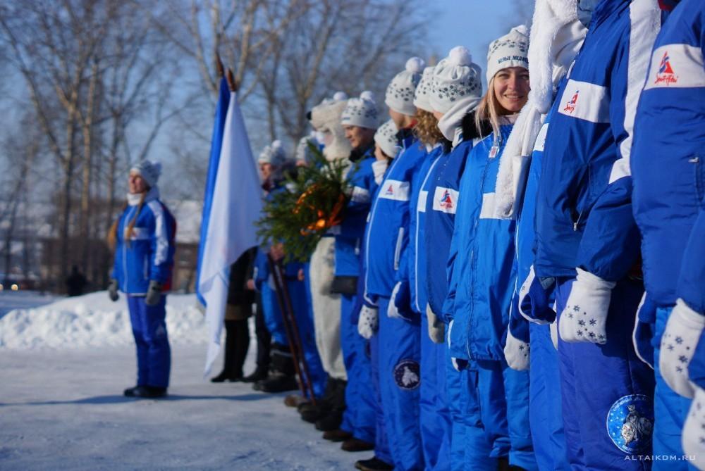 В Костромскую область прибыл «Снежный десант РСО»