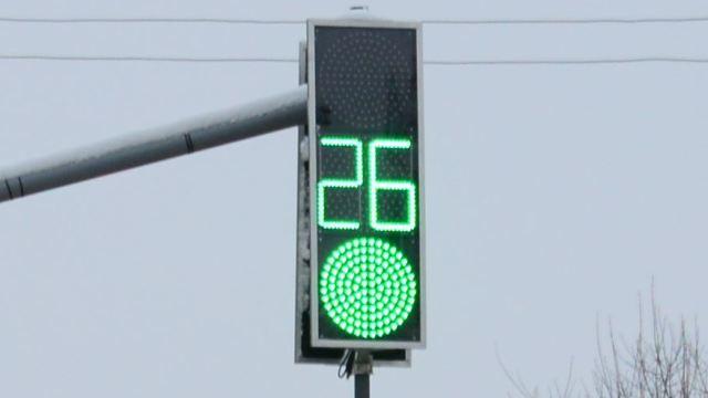 В городе Шарья Костромской области появятся новые светофор