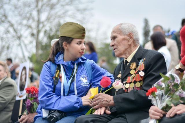 Костромских волонтёров приглашают принять участие в конкурсе «Послы Победы. Москва»