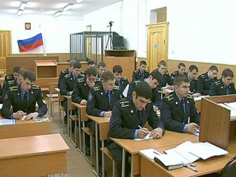 В Костромской области начался приём документов для поступления в ведомственные вузы МВД