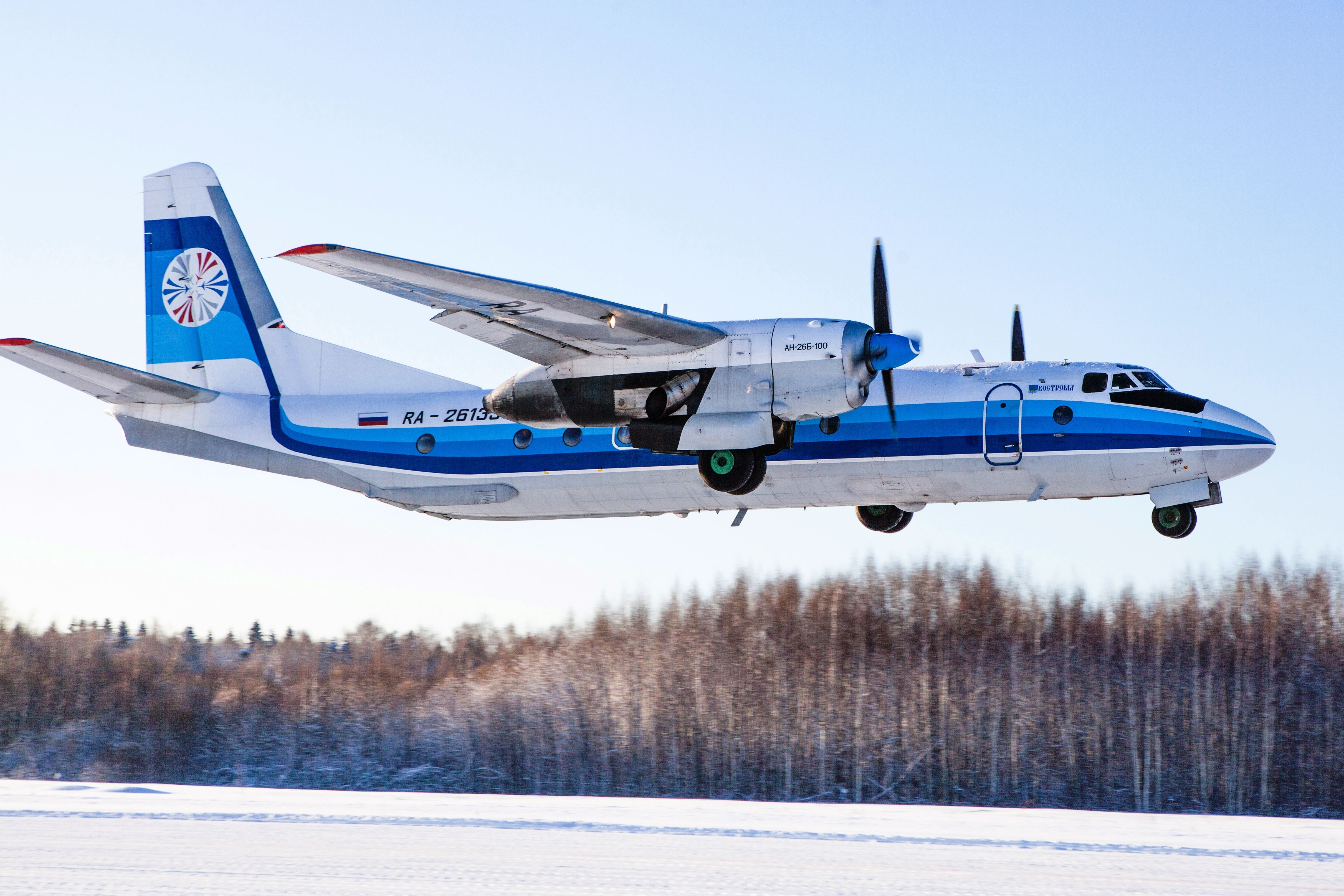 В связи с международным праздником. Авиарейс «Кострома – Санкт-Петербург – Кострома» перенесён с 8 на 7 марта